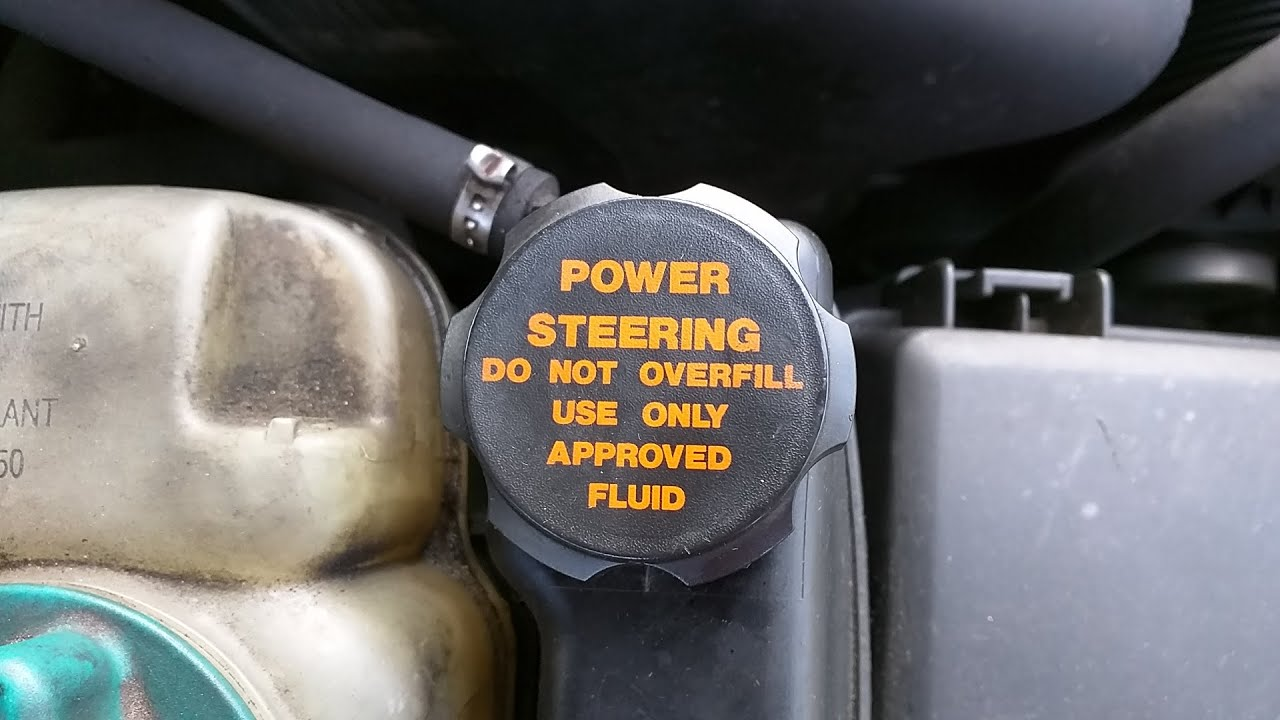 Mazda Mazda6: Power Steering Fluid