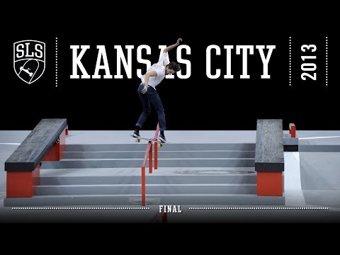 Street League 2013 KC FINALS