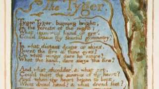 """The Tyger"", William Blake (British accent)"