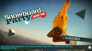 Snowboard Party: World Tour Android Gameplay