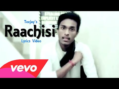 Raachisi | Teejay | Tha Mystro | Lyrics Video
