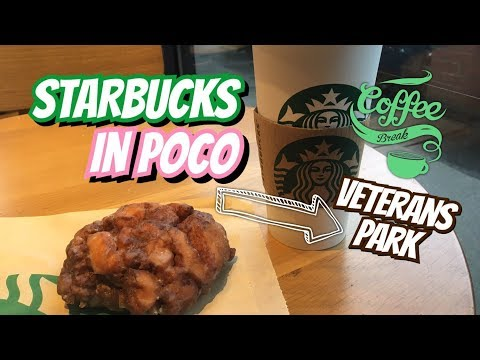 Starbucks Store in Port Coquitlam l Timelapse Trip Video l Trip To Canada  l 2018 Travel Vlog
