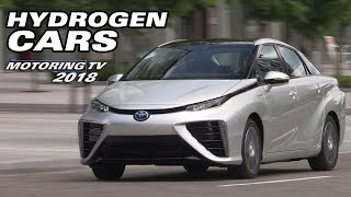 Hydrogen Cars - Motoring TV