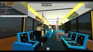 Roblox MTA Maryland in autobus il 14