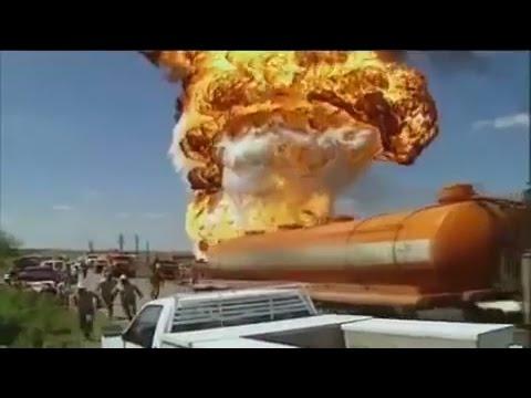 BIGGEST EXPLOSIONS COMPILATION 2016