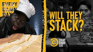 Will It Stack? Pop-Tart Edition