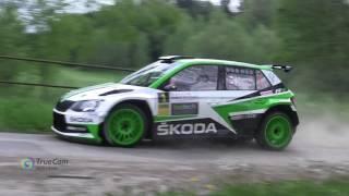 45. Rallye Český Krumlov 2017 | 1 | Jan Kopecký - Pavel Dresler