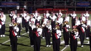 johnstown monroe big red band 2015