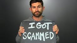 WARNING: I Got SCAMMED!