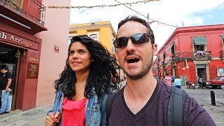 24 Hours in OAXACA CITY ! Mexico's MOST BEAUTIFUL Place ??