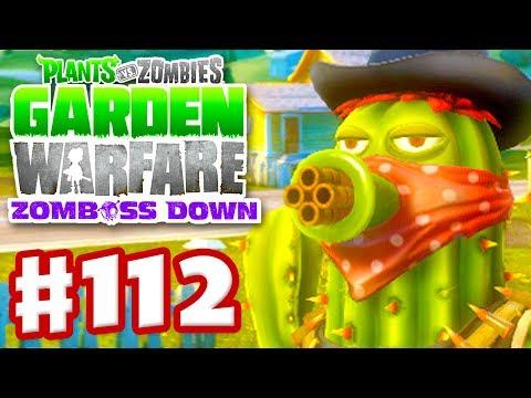 Plants vs. Zombies: Garden Warfare - Gameplay Walkthrough Part 112 - Bandit Cactus (Xbox One)