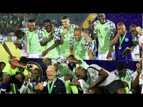 كأس الأمم الأفريقية: تونس تفشل في إحراز المركز الثالث أمام نيجيريا وتودع البطولة خائبة  - 11:55-2019 / 7 / 18