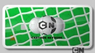 Cartoon Network Russia and Bulgaria - Euro 2012 bumpers