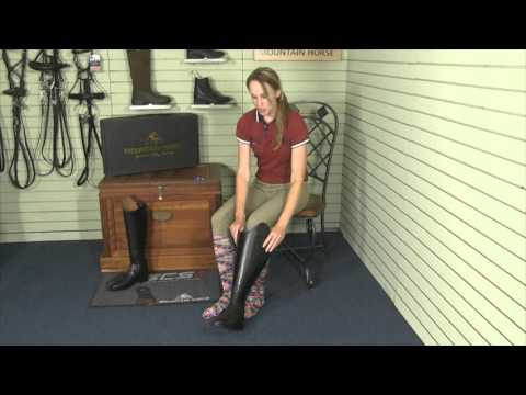 Mountain Horse - How To Measure For Tall Boots