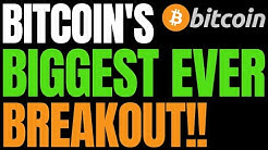 BITCOIN (BTC) JUST SAW ITS BIGGEST BREAKOUT EVER, AND THAT MEANS $10K IS JUST THE START