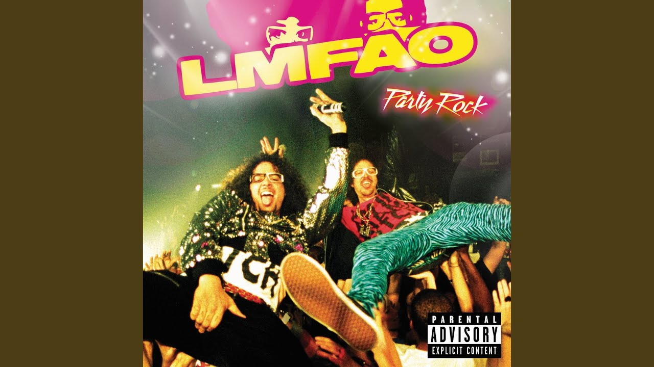 lmfao sorry for party rocking album torrent download