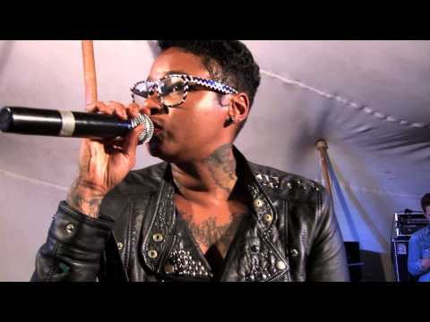 Jean Grae - Live at One Blood Fest 2014