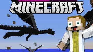 [GEJMR] Minecraft - Dragons - Létající šuhaj 👳🏻