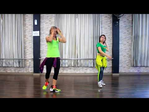 "Zumba "" Mr . Romantic By  Mike Stanley Ft Don Omar /Choreo By Chenci At BFS Studio"