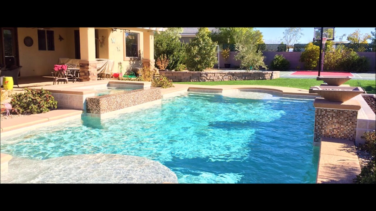 Residential Swimming Pool Service In Las Vegas NV | McCarran ...