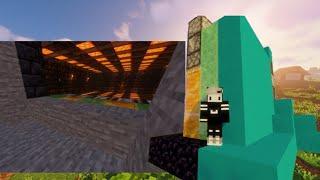 Minecraft How To Build A Secret Redstone Door