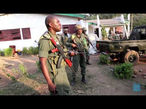 Caught in the Crossfire - Central African Republic