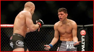 Georges St Pierre vs Nick Diaz FIGHT HIGHLIGHTS thumbnail