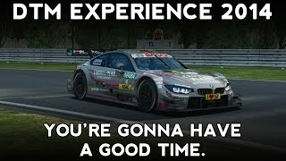 DTM Experience 2014 : Let
