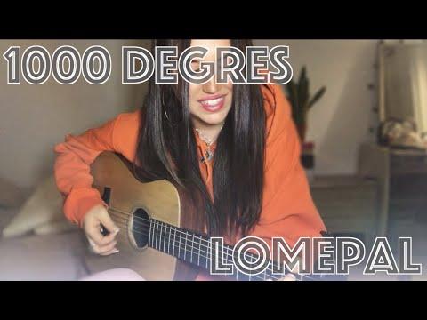 1000 degrés - Lomepal ft Roméo Elvis Cover