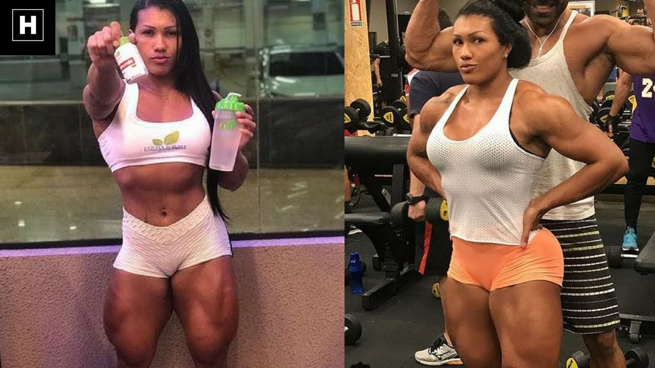 Download Alessandra Alvez Lima: Exercises to Get Ripped, Lean and Shredded Legs FAST   Workout Motivation