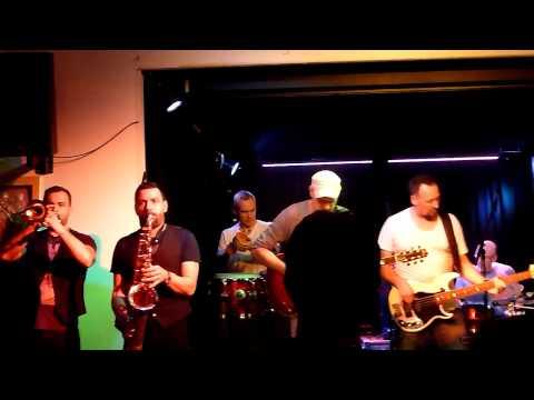 Heavytones - Jazz Point Wangen - 17.03.2017 - Sam Huff's Flying Raging Machine (Lettuce) - LIVE !!!