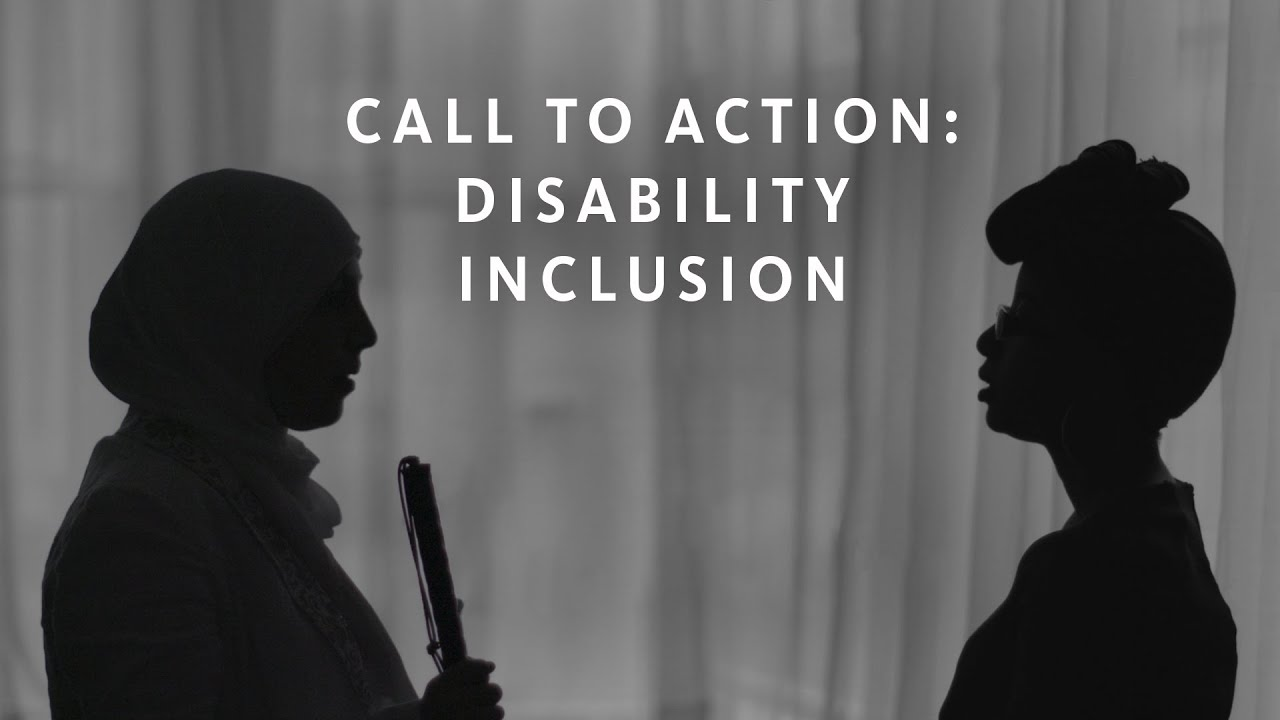 Call to Action #DisabilityInclusion