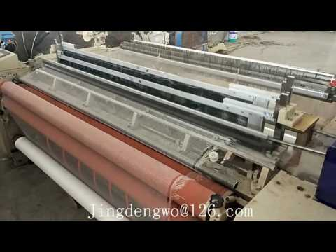 low cost leno fabrics making machine