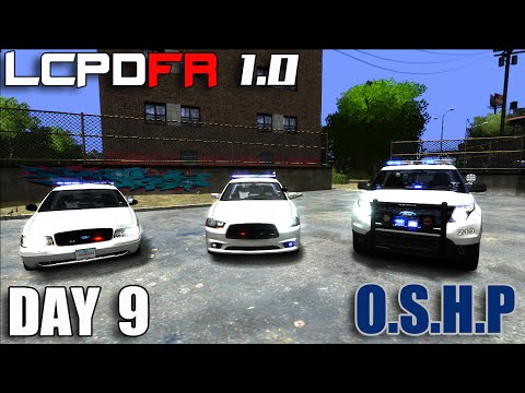 LCPDFR 1.0 The Series Ohio State Highway Patrol Day 9