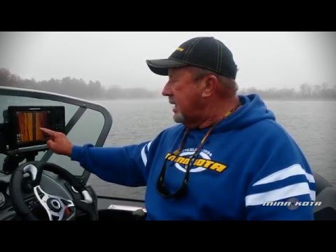 Pro Staff Chats -  Tom Neustrom on Humminbird ONIX