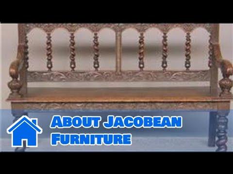 Antique Furniture : About Jacobean Furniture