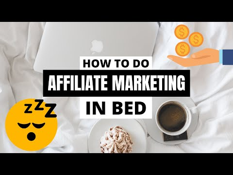 AFFILIATE MARKETING: A Definitive Guide To Earn Passive Income From Home