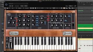 Calvin Harris Ft. Future, Khalid - Rollin Instrumental Remake (Logic Pro X)