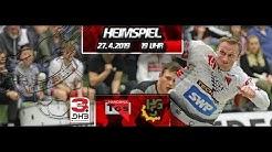 RE-LIVE | TGS Pforzheim - HG Saarlouis | 3.LIGA LIVE |  Saison 2018/2019