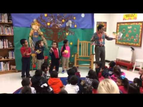 Washington Early Childhood Center book week
