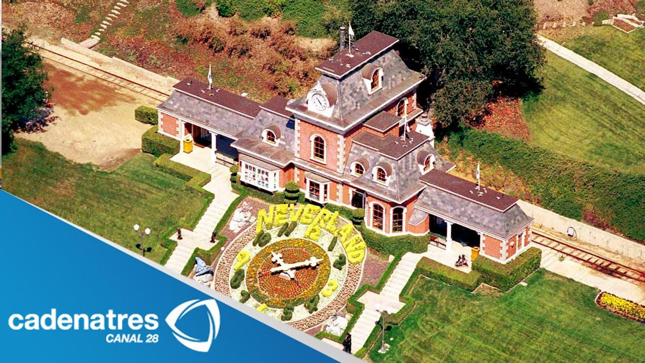 En venta el rancho Neverland de Michael Jackson / Sale of ...