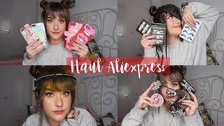 | HAUL ALIEXPRESS | imitaciones, fundas, accesorios, xiaomi, pestañas...