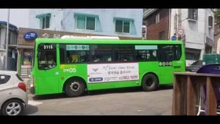 서울마을 강북05 주행영상