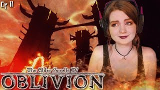 The Immersive Oblivion Experience | Let's Play Oblivion [Modded] | Main Story (S1) Part 11