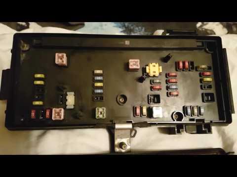 2008 ram 1500 fuse box dodge ram 1500 tipm youtube  dodge ram 1500 tipm youtube