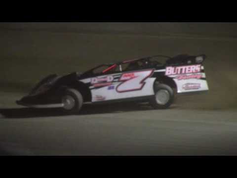 Little Valley Speedway Super Late Model Feature 6-10-16
