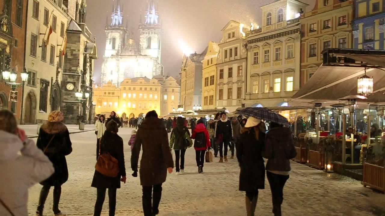 фото туристов прага зимой голосовые