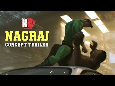 Nagraj Concept Trailer | Raj Comics | Indian Comics Superhero