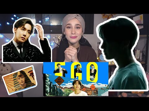 BTS (방탄소년단) MAP OF THE SOUL : 7 'Outro : Ego' Comeback Trailer /REACTION // خبر مهم في الفيديو