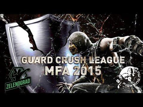 Mortal Kombat 9 Guard Crush MFA League  part 3